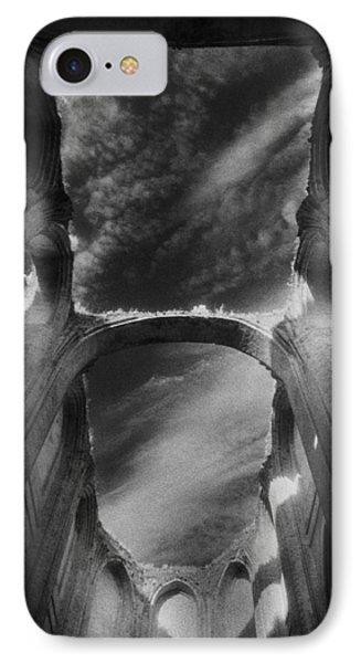 Chapel At Schloss Dargun IPhone Case by Simon Marsden