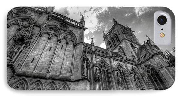 Chapel Of St. John's College - Cambridge Phone Case by Yhun Suarez