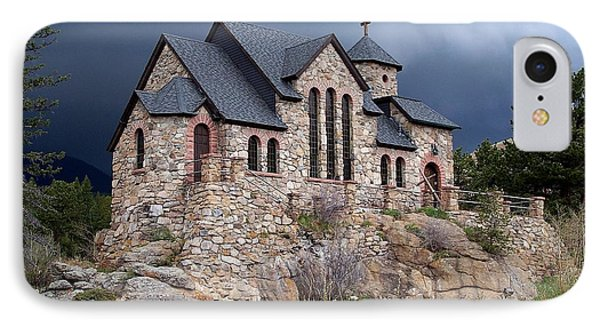 Chapel On The Rocks No. 1 IPhone Case