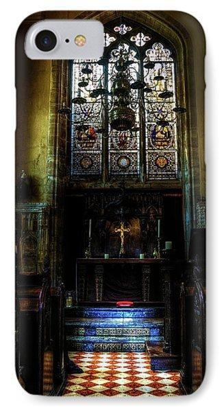 Chapel Phone Case by Svetlana Sewell