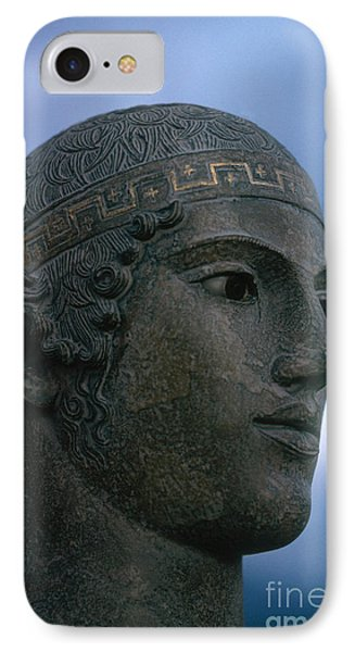 Charioteer Of Delphi Phone Case by Photo Researchers