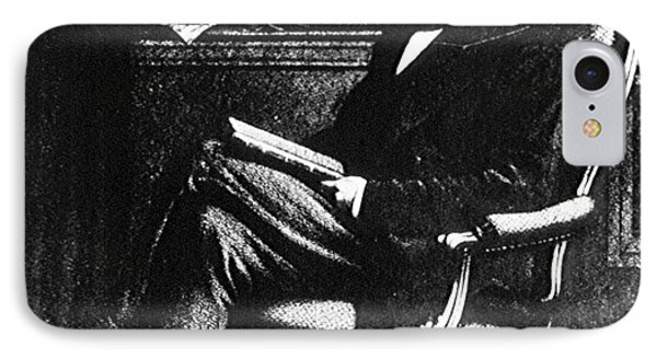 Charles Lyell, English Geologist Phone Case by Science Source