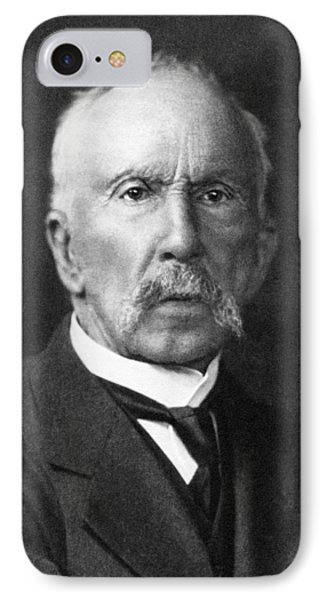 Charles Richet, French Physiologist IPhone Case by