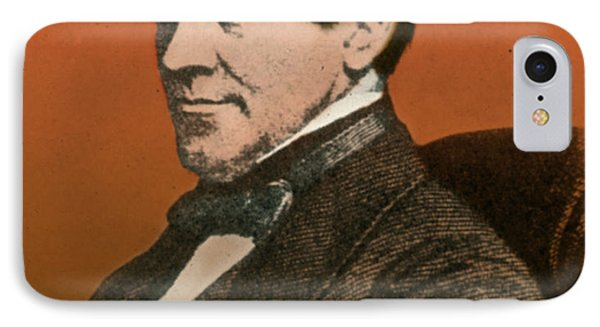 Charles Wheatstone, English Inventor Phone Case by Science Source