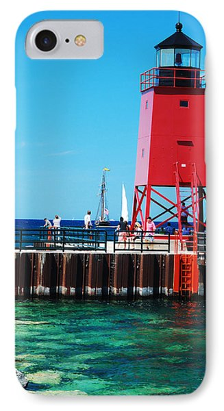 Charlevoix Light IPhone Case by Janice Adomeit