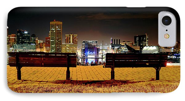 Charm City View IPhone Case