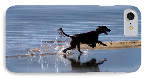 IPhone Case featuring the photograph Chasing Reflections by Mitch Shindelbower