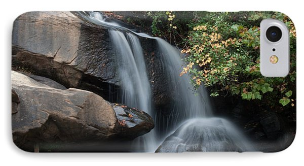 IPhone Case featuring the photograph Chau-ram Falls by Lynne Jenkins