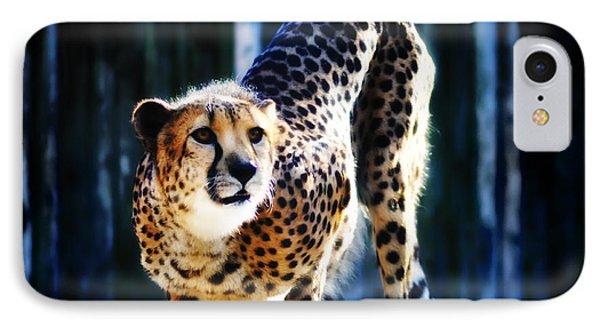 Cheeta Phone Case by Bill Cannon