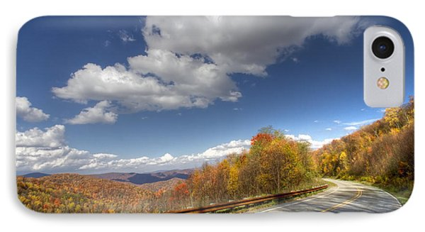 Cherohala Skyway Phone Case by Debra and Dave Vanderlaan