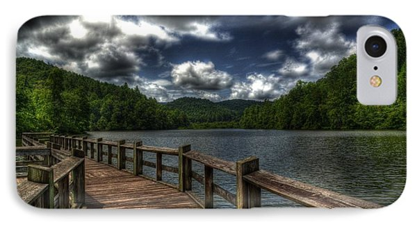 Cherokee Lake Phone Case by Greg and Chrystal Mimbs