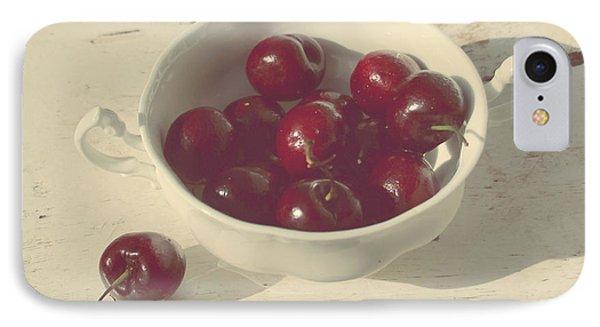 Cherries Still Life  Phone Case by Svetlana Novikova