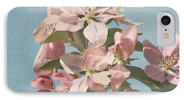 Cherry Blossoms Phone Case by Kim Hojnacki