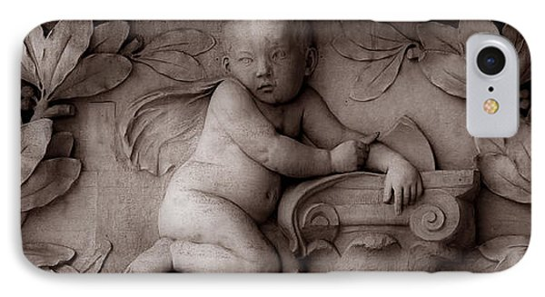 Cherubs 3 Phone Case by Andrew Fare