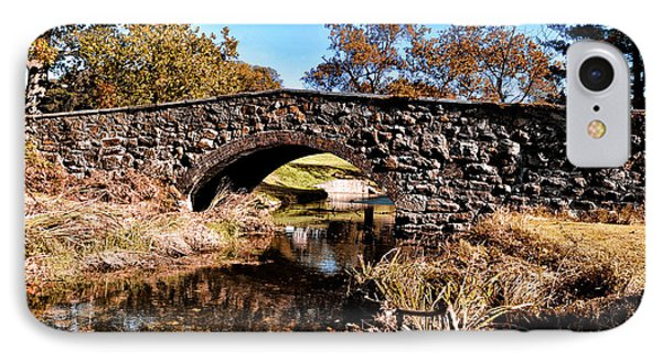 Chester County Bow Bridge Phone Case by Bill Cannon