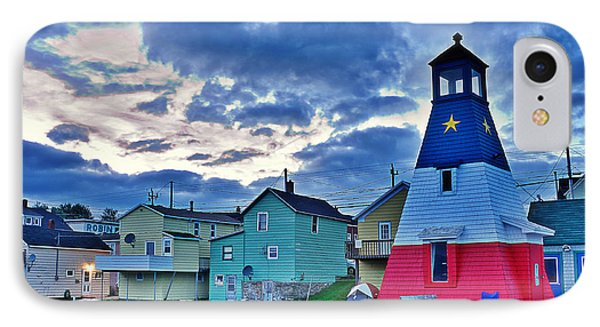 IPhone Case featuring the photograph Cheticamp In Cape Breton Nova Scotia by Joe  Ng