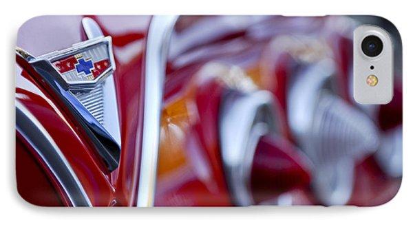 Chevrolet Impala Emblem Phone Case by Jill Reger