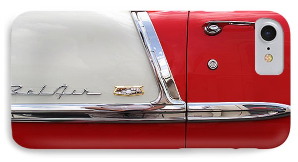 Chevy Belair Classic Trim Phone Case by Mike McGlothlen