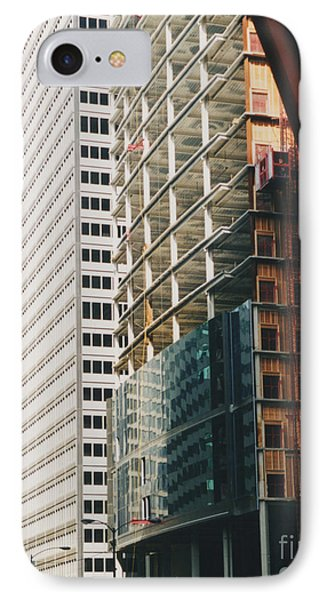Chicago Geometry Phone Case by First Star Art