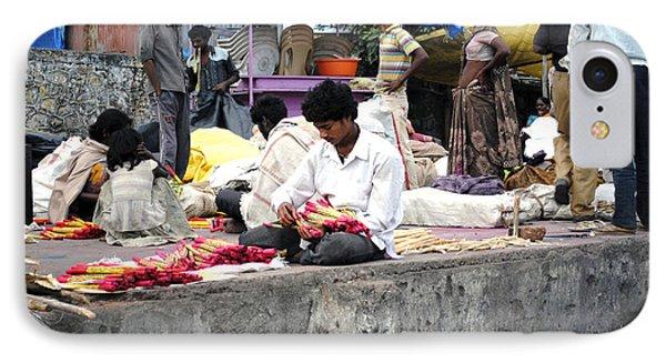 Child Labor In India IPhone Case by Sumit Mehndiratta
