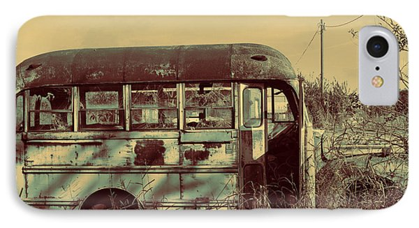 Children Gone Away Phone Case by Tony Grider