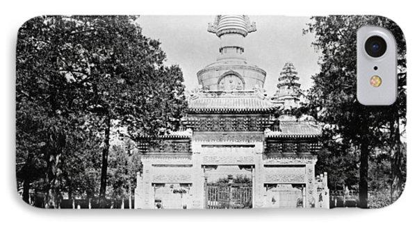 China: Cenotaph, C1900 IPhone Case