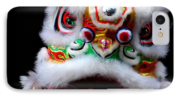 Chinese New Years Nyc 4705 IPhone Case by Mark Gilman