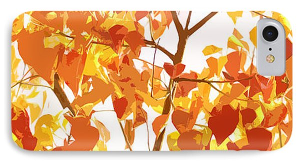 Chinese Tallow In Fall IPhone Case