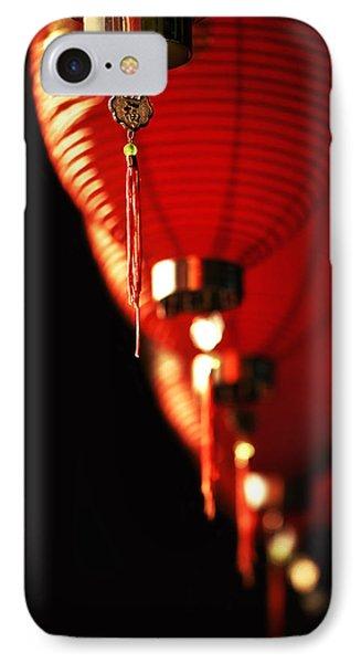Chinese Whispers IPhone Case by Evelina Kremsdorf