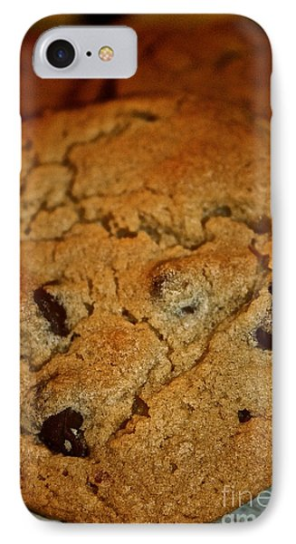 Chocolate Chip Comfort IPhone Case by Susan Herber