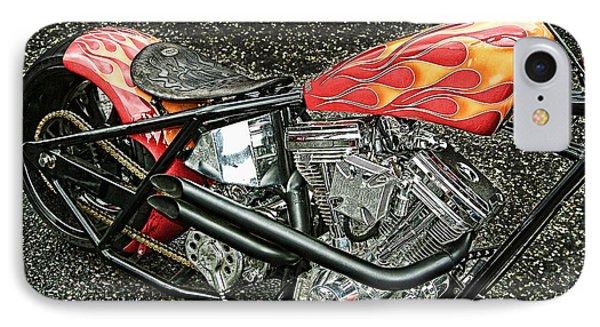 Chopper Phone Case by Mauro Celotti