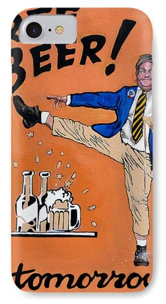 Chris Farley Phone Case by Tom Roderick