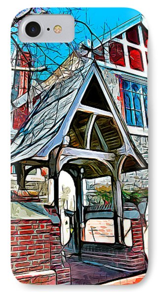 Christ Church Of St Michaels Phone Case by Stephen Younts