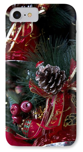 Christmas Bells IPhone Case by Ivete Basso Photography