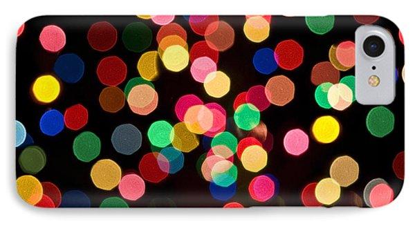 Christmas Lights Phone Case by John Greim