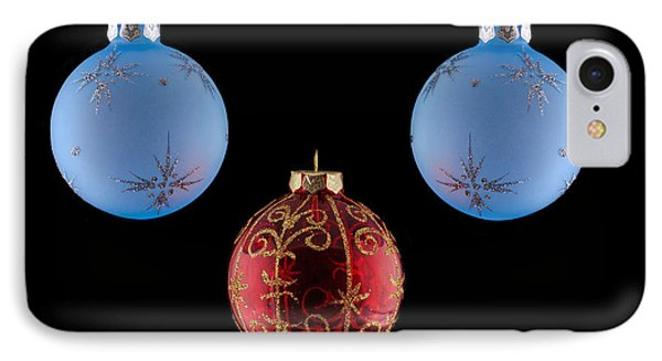 Christmas Ornaments IPhone Case by Doug Long