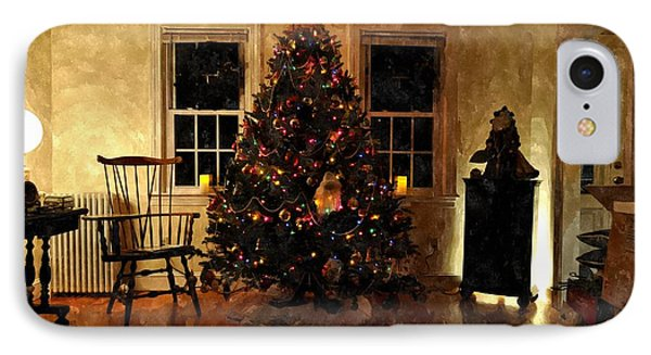 Christmas Past Cpwc IPhone Case by Jim Brage