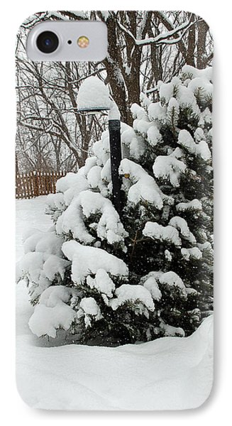 Christmas Tree Phone Case by Aimee L Maher Photography and Art Visit ALMGallerydotcom