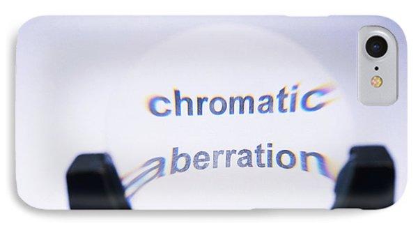 Chromatic Aberration Phone Case by Andrew Lambert Photography