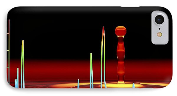 Gas-liquid Chromatography iPhone 7 Cases   Fine Art America