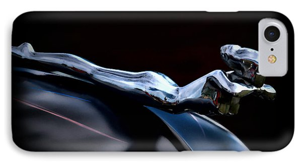 Chrome Angel IPhone Case by Douglas Pittman