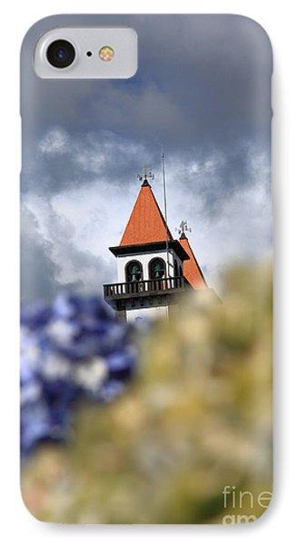 Church At Furnas Phone Case by Gaspar Avila