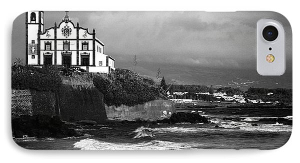 Church By The Sea IPhone Case