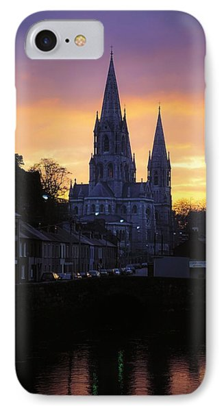Church In A Town, Ireland Phone Case by The Irish Image Collection