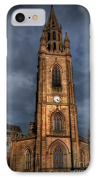 Church Of Our Lady - Liverpool Phone Case by Yhun Suarez