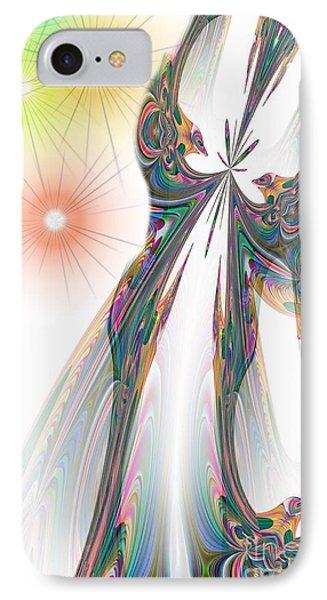 Cinderella's Wedding Night Phone Case by Maria Urso