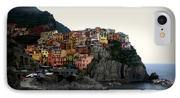 Cinque Terre Phone Case by Kevin Flynn