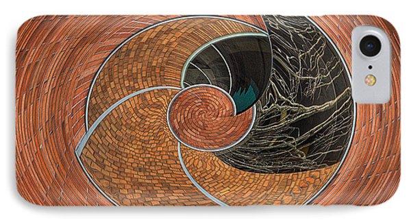 Circular Koin Phone Case by Jean Noren
