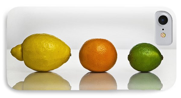 Citrus Fruits Phone Case by Joana Kruse