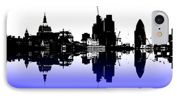 City Of Culture Phone Case by Sharon Lisa Clarke